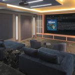Home Theaters in Alpine NJ, Franklin Lakes, Ridgewood NJ, Tenafly
