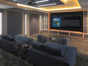 Home Theaters in Tenafly, Ridgewood NJ, Franklin Lakes