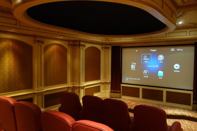 Home Theaters in Ridgewood NJ, Franklin Lakes, Tenafly