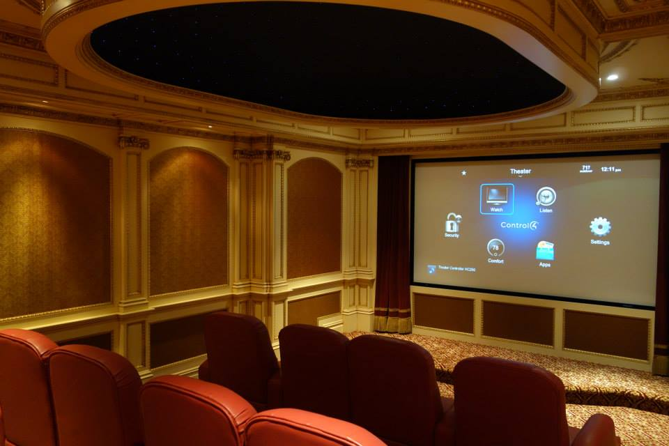 Home Theaters in Ridgewood NJ, Tenafly, Franklin Lakes, Alpine NJ