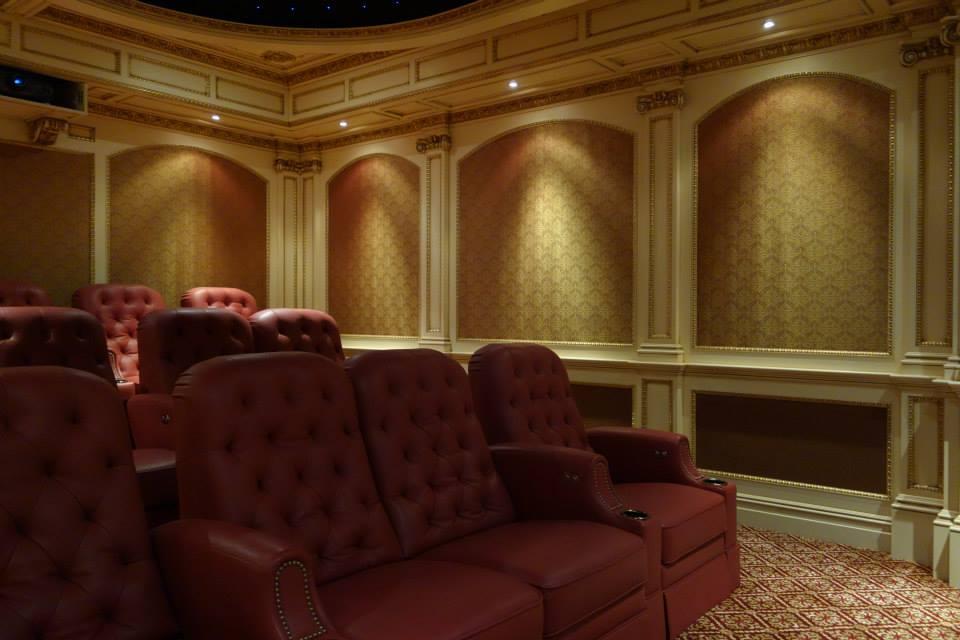 Home Theaters in Ridgewood NJ, Franklin Lakes, Tenafly